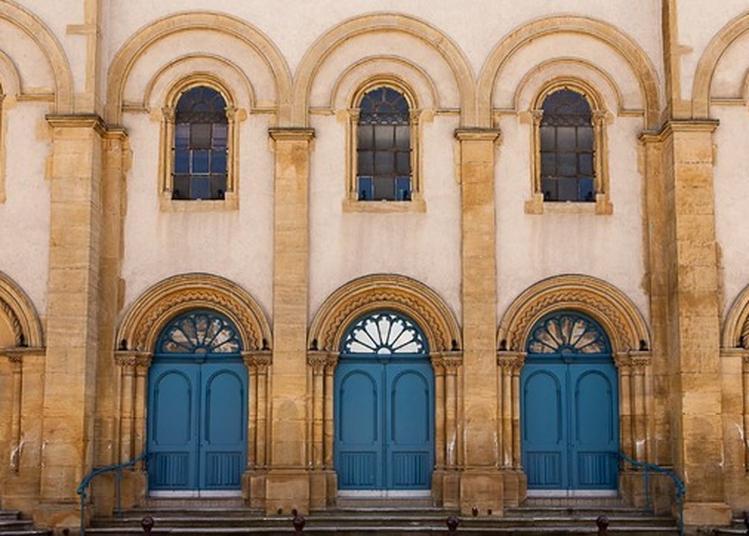 Poèmes Et Chants Liturgiques Du Judaïsme Maghrébin à Metz