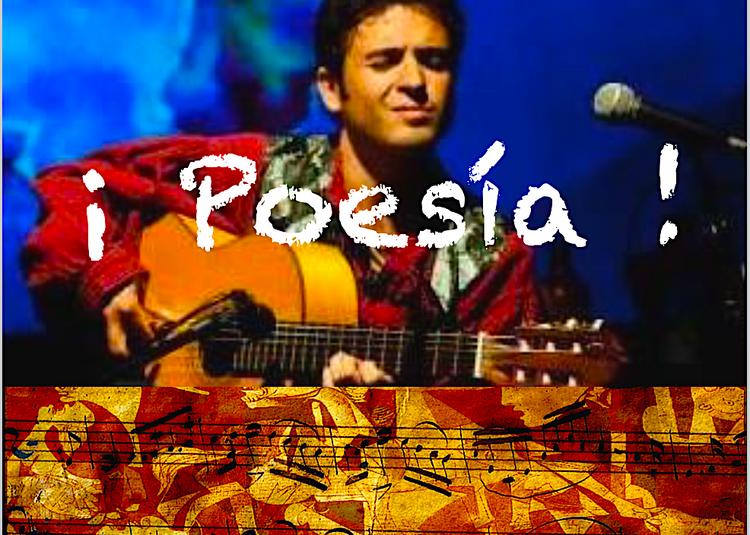 ¡ Poesía ! Eddy Maucourt chante Paco Ibañez à Saint Brevin les Pins