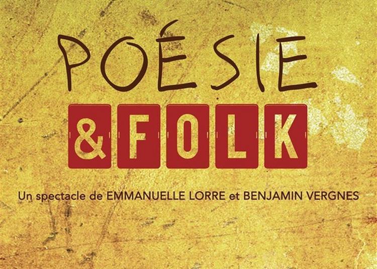 Poésie & Folk à Nice