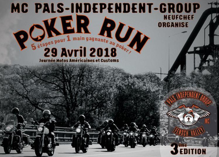 Poker Run à Uckange