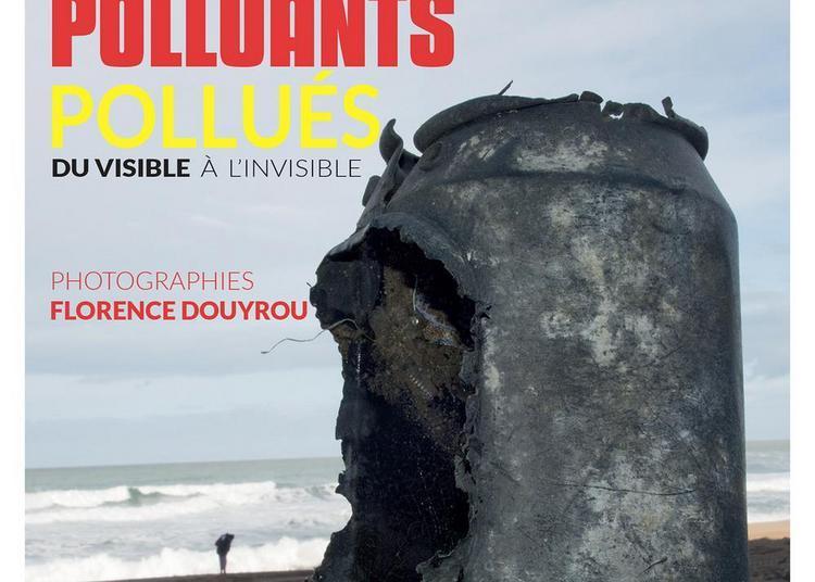 Polluants Pollués : Du visible à l'invisible (Florence Douyrou) à Pessac