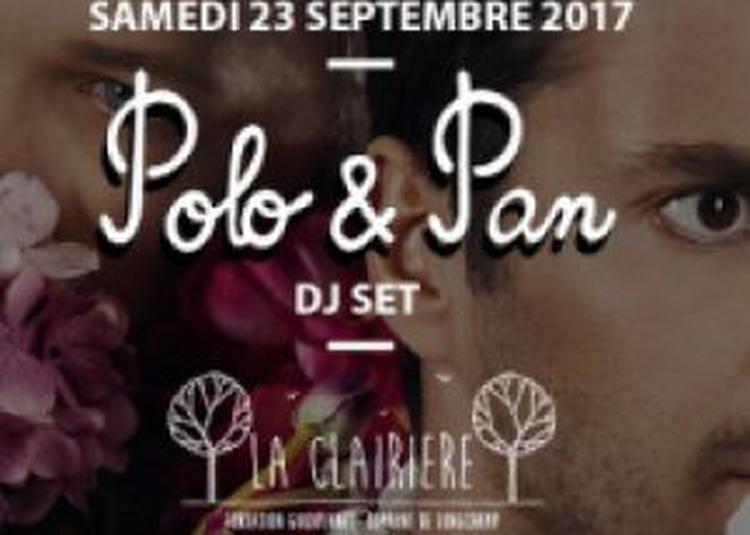 Polo & Pan (dj Set) Dans Les Bois à Paris 16ème