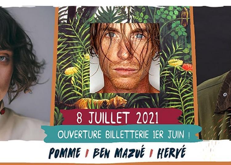 Pomme / Ben Mazué / Hervé à Saint Malo du Bois