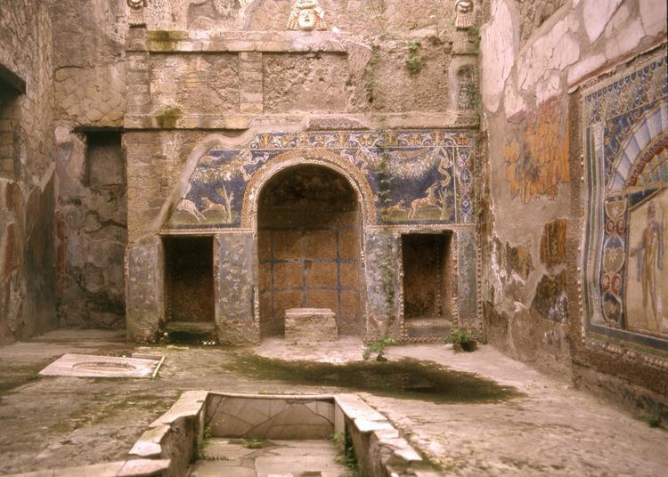 Pompéi et les cités voisines, hier et aujourd'hui à Troyes