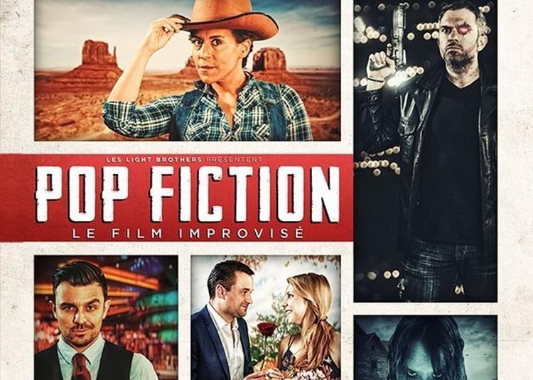 Pop Fiction à Paris 11ème