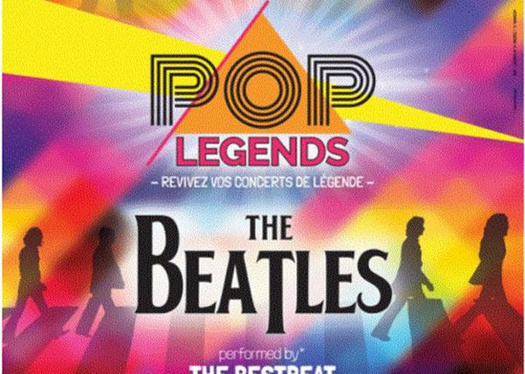 Pop Legends : Abba & The Beatles à Montbeliard