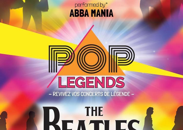 Pop Legends : Abba & The Beatles à Tours