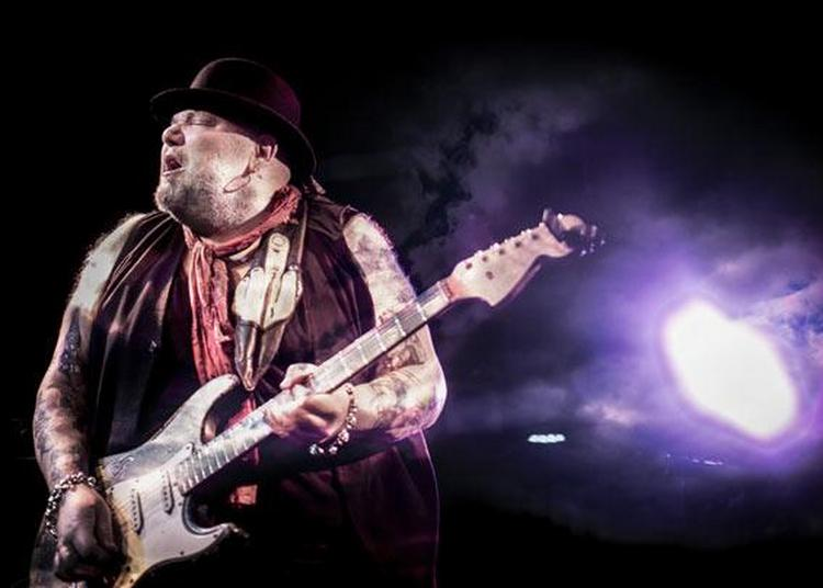 Popa Chubby Plays Hendrix à Concarneau