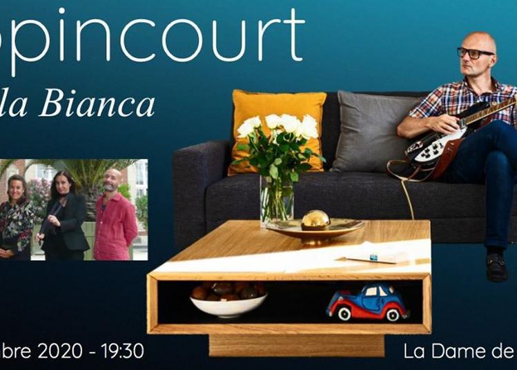 Popincourt + Villa Bianca à Paris 13ème