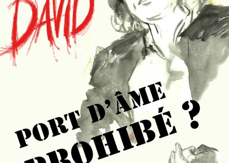 Port D'Ame Prohibe ? à Paris 9ème