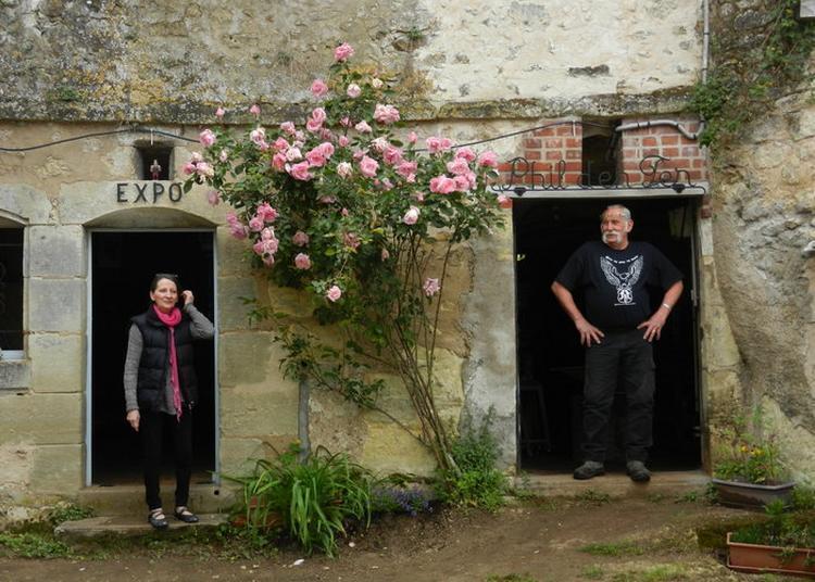 Porte Ouverte Chez Phil D'en Fer - Ferronnier D'art. à Villaines les Rochers