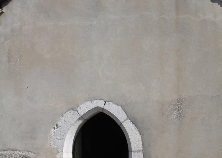 Porte Ouverte De La Chapelle De Cressieu à Chazey Bons