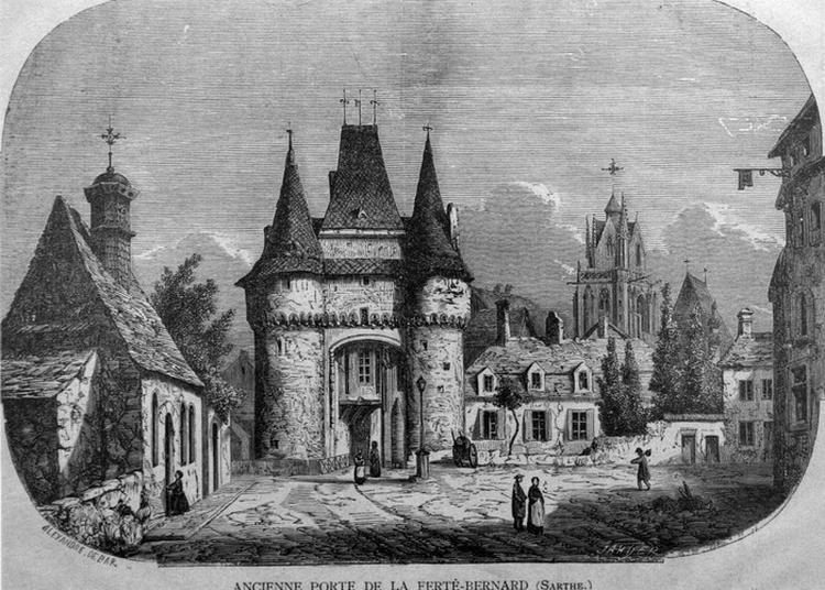 Porte Saint Julien à La Ferte Bernard