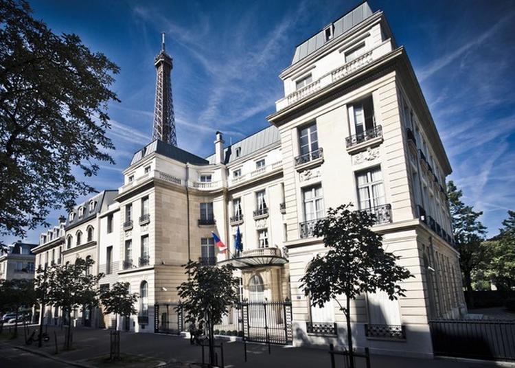 Portes Ouvertes à L'ambassade De La République Tchèque à Paris 7ème