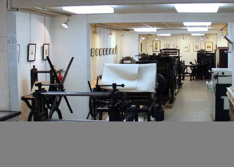 Portes Ouvertes à L'atelier-musée D'art Graphique D'arcueil à Arcueil