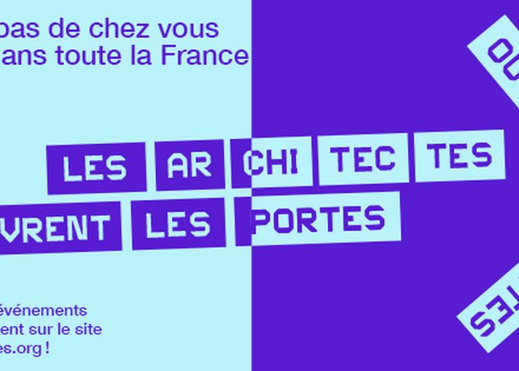 Portes ouvertes - Atelier 32 Architecture à Bayonne