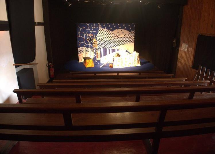 Portes Ouvertes Au Théâtre De Poche à Locronan