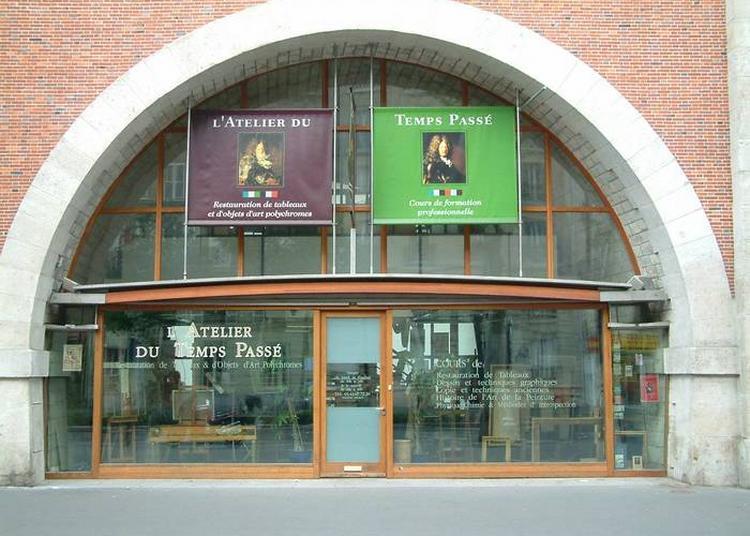 Portes Ouvertes De L'atelier Du Temps Passé - Restauration D'oeuvres D'art à Paris 12ème