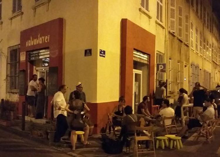 Portes ouvertes de l'école de musique à Marseille