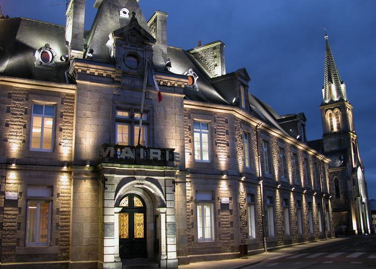 Portes Ouvertes De L'hôtel De Ville à Loudeac