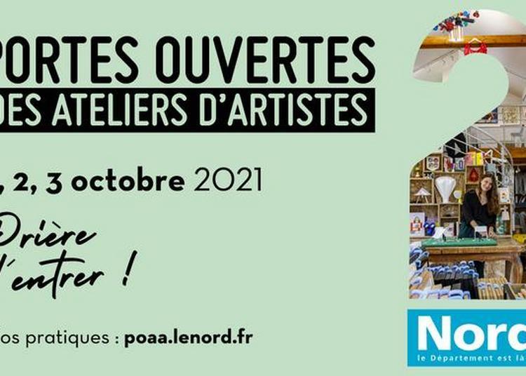 Portes Ouvertes des Ateliers d'Artistes à Tourcoing