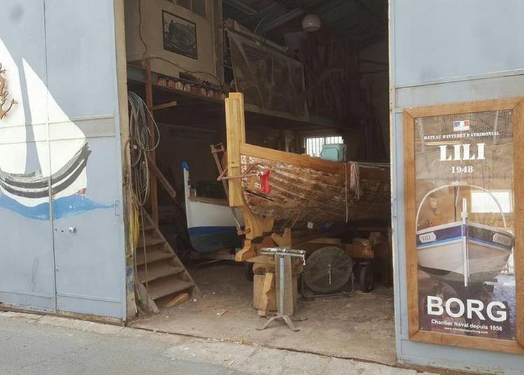 Portes Ouvertes Du Chantier à Marseille