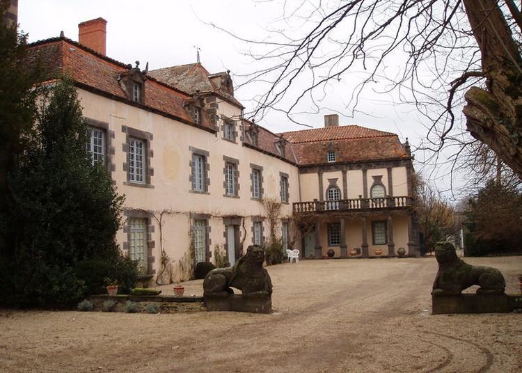 Portes Ouvertes Du Château à Davayat