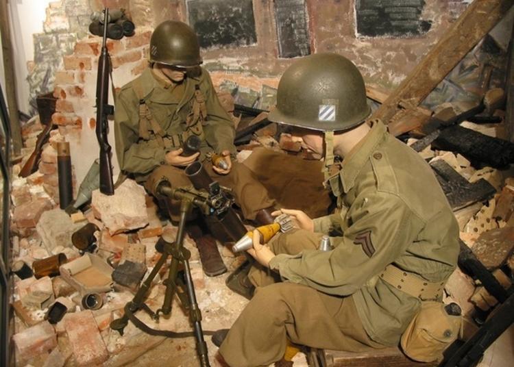 Portes Ouvertes Du Musée Mémorial Des Combats De La Poche De Colmar à Turckheim