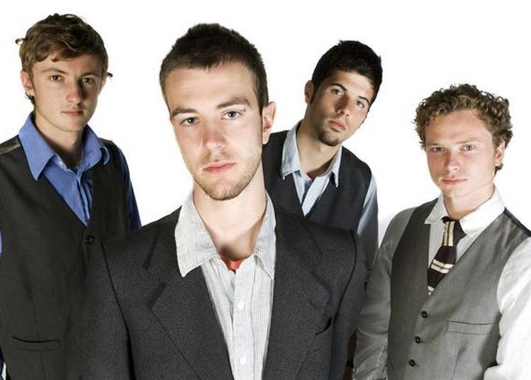 Portico Quartet à Paris 3ème