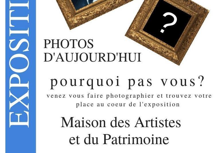 Portraits D'hier Et Photo D'aujourd'hui à Beaumont sur Oise