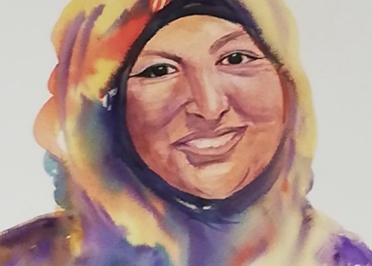 Portraits, Maroc 2019 à Saint Sulpice sur Leze