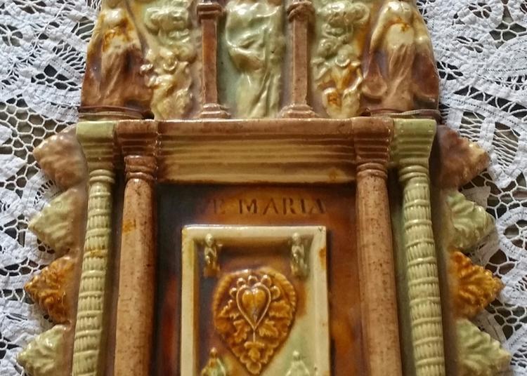 Poteries De Ligron : Exposition Et Visite Guidée De L'église De Ligron