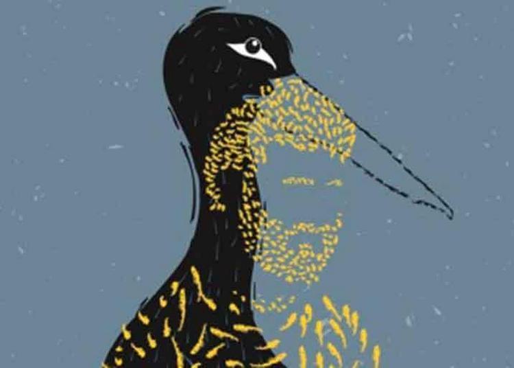 Pouce, Un Oiseau Passe à Vitry sur Seine