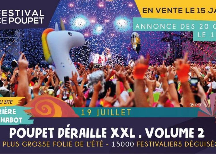 Poupet déraille XXL volume 2 à Saint Malo du Bois