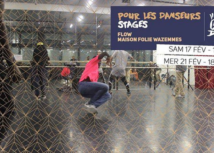 Pour les danseurs #HipOpenDance à Lille