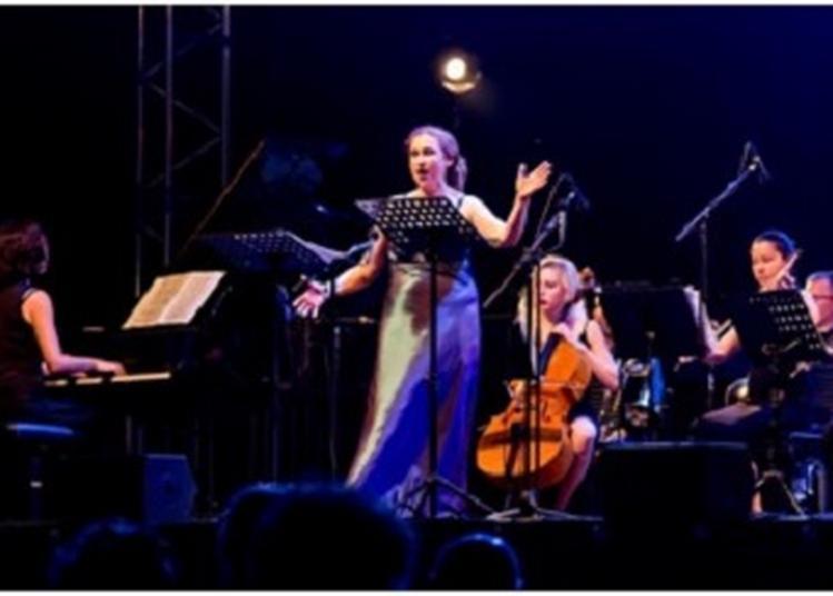 Concert Lyrique de Musique russe Autour de Tchaïkovski à Negrepelisse