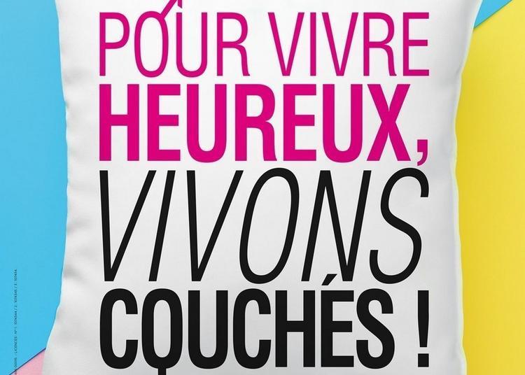 Pour Vivre Heureux, Vivons Couches ! à Paris 14ème