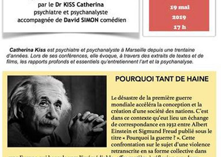 Pourquoi Tant De Haine ? à Marseille
