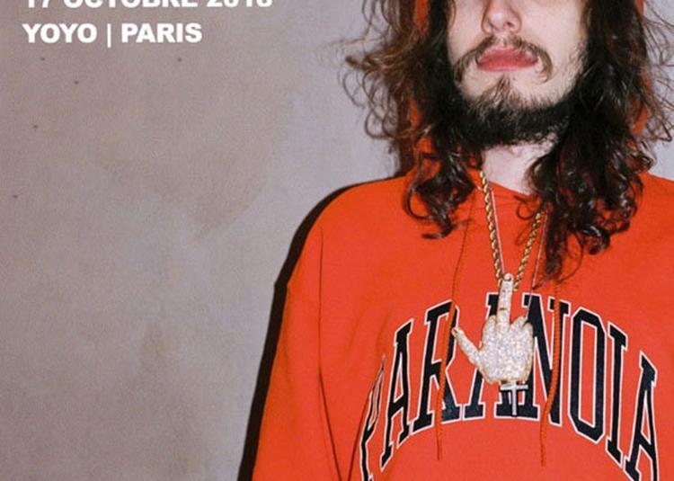 Pouya à Paris 16ème