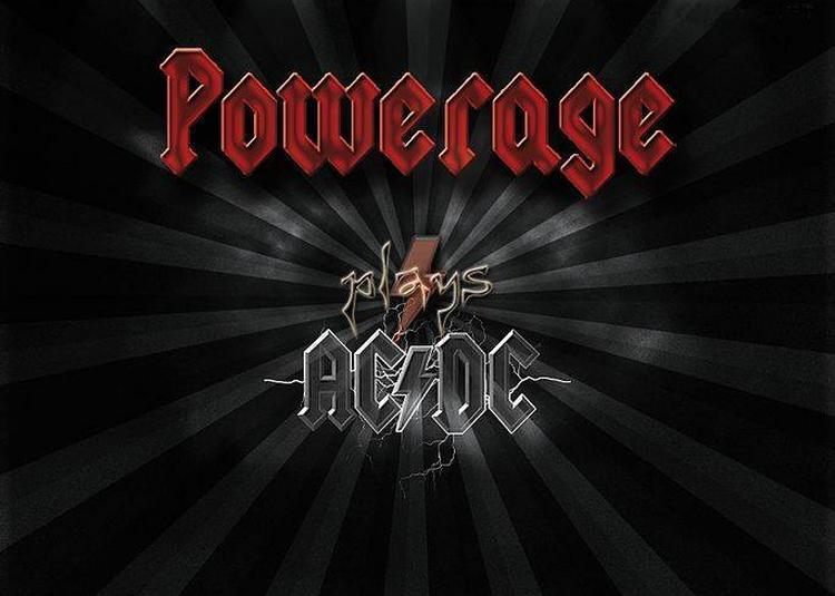 Powerage: Tribute To Acdc -rock à Bagnols sur Ceze