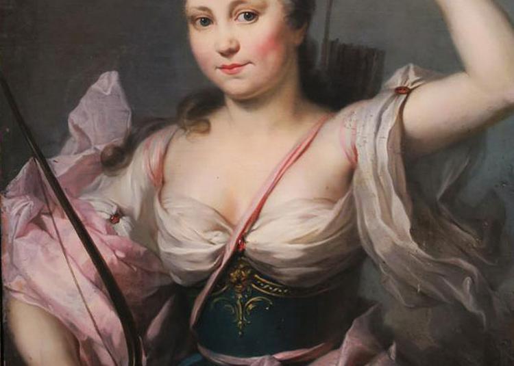 Présentation De La Dernière Acquisition De La Société Des Amis Du Musée De La Vénerie à Senlis