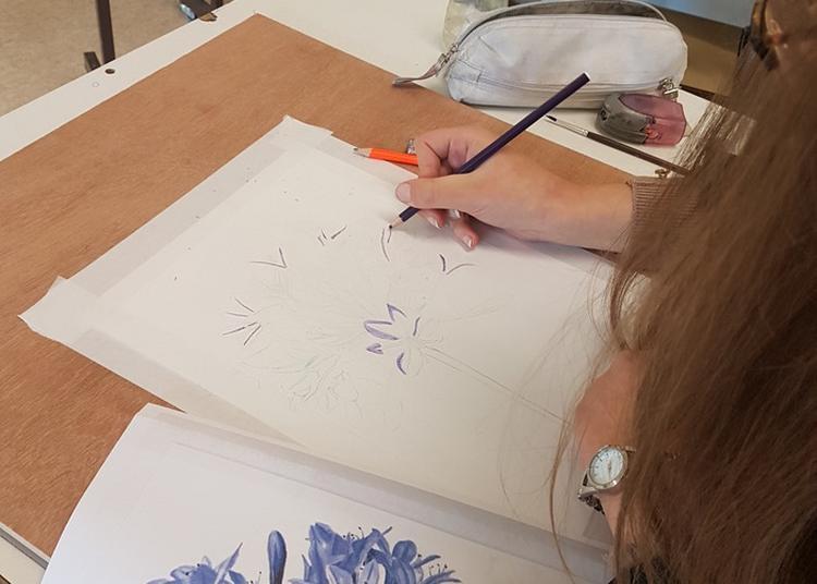 Présentation Du Projet La Classe L'oeuvre à Cagnes sur Mer