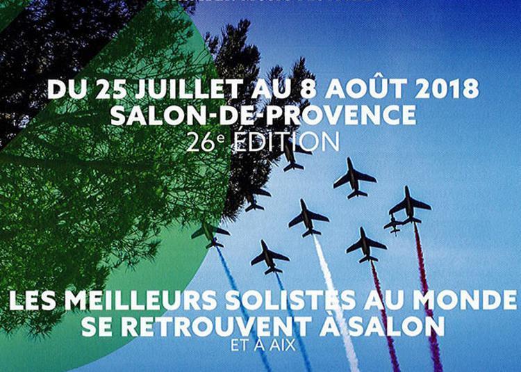 Premier Aout à Salon de Provence