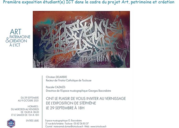 Première exposition étudiant(e) ICT à Toulouse