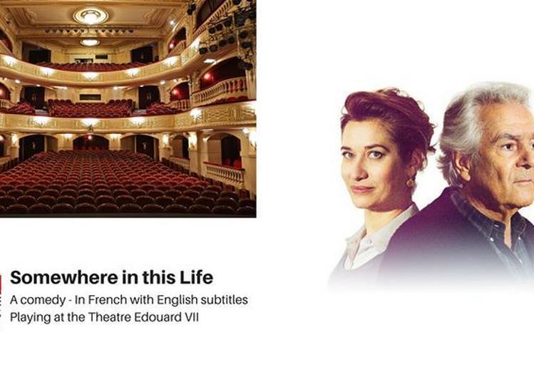 Premiere: Somewhere in this Life, with English subtitles! à Paris 9ème