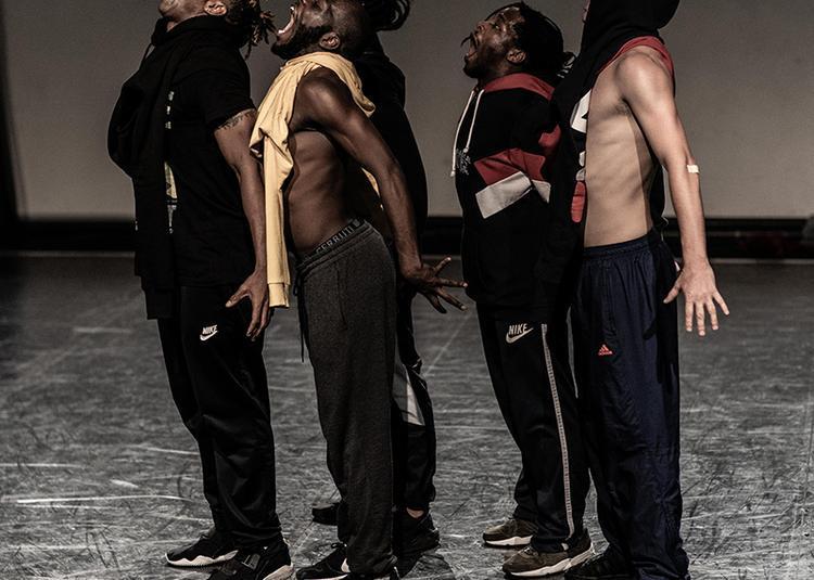 Premières Scènes Hip Hop Création-Danse à Nanterre