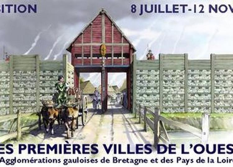 Premières Villes De L'ouest : Visite Commentée De L'exposition à Saint Brieuc