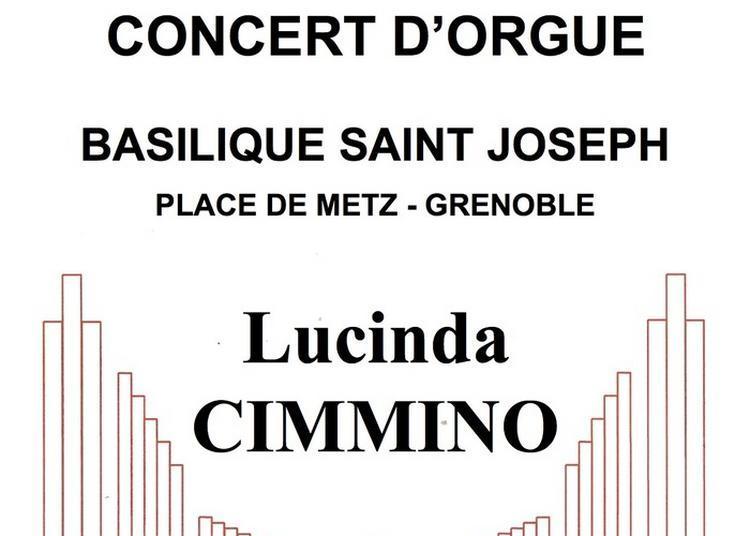 Présentation, Audition Et Visite De L'orgue. à Grenoble