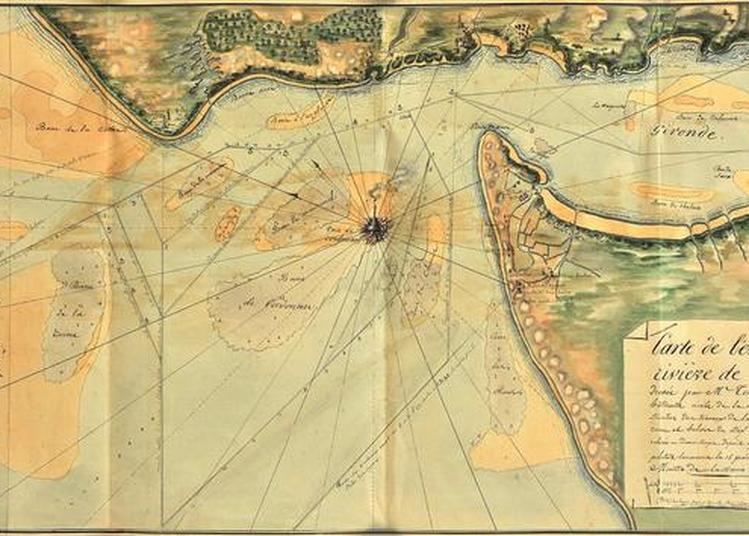 Présentation Commentée De Cartes Et Atlas Anciens De La Bibliothèque Mériadeck à Bordeaux