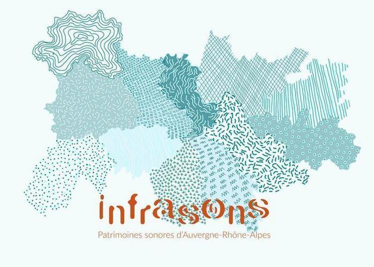Présentation D'infrasons : La Cartographie En Ligne Des Patrimoines Sonores De La Région Auvergne-rhône-alpes à Lyon